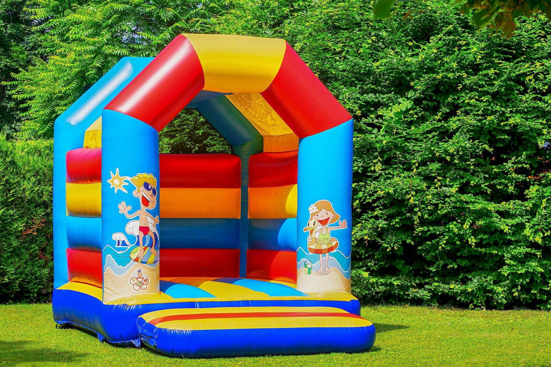 מתנפחים לילדים כיף ללא הפסקה