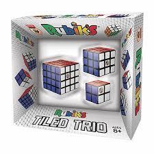 רוביקס הערכה המשולשת 2x2, 3x3, 4x4