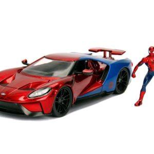 מכונית ה - ג'אדה - ספיידרמן מודל 1:32