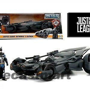ג'אדה - באטמן באטמוביל ליגת הצדק באטמן מוכסף מודל 1:24