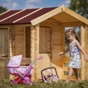 בית עץ לילדים דגם M501