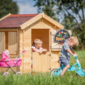 בית עץ לילדים דגם M516